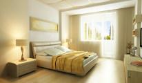 ložnice inspirace