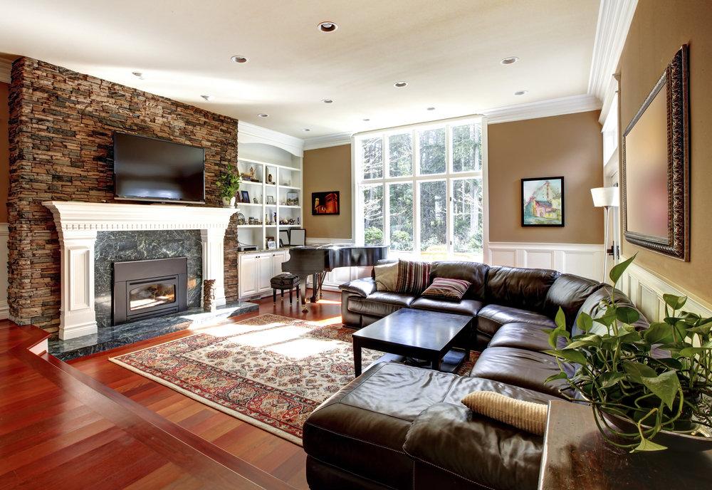 Inspirace pro obývací pokoj, nábytek a sedací soupravy ...